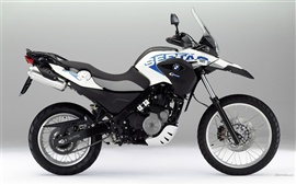 Preview wallpaper 2012 Bmw G 650 GS motorcycle