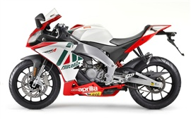 Preview wallpaper Aprilia RS4 50 2011
