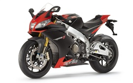 Preview wallpaper Aprilia road RSV4 factory 2011