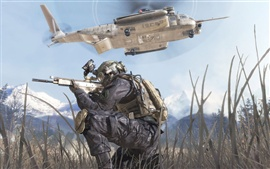 Preview wallpaper Call of Duty: Modern Warfare 2