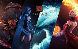Preview wallpaper DOTA 2