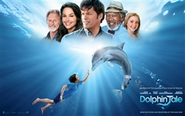 Preview wallpaper Dolphin Tale