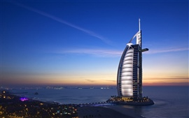 Preview wallpaper Dubai Hotels Burj Al Arab