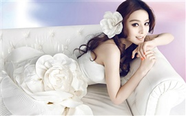 Preview wallpaper Fan Bingbing 01