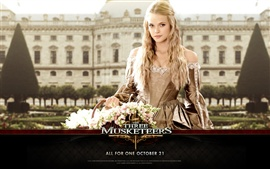 Preview wallpaper Gabriella Wilde in The Three Musketeers