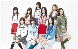 Девушки поколения 19