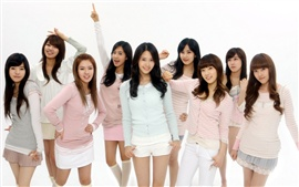Preview wallpaper Girls Generation 22