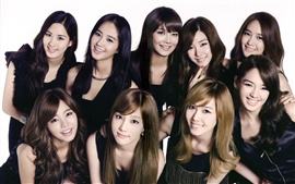 Preview wallpaper Girls Generation 23