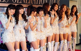 Preview wallpaper Girls Generation 27
