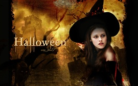 Preview wallpaper Happy Halloween Twilight