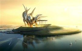 The future of artificial island