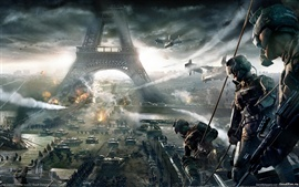 Preview wallpaper Tom Clancy's Endwar at Paris