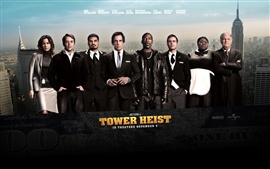 Preview wallpaper Tower Heist