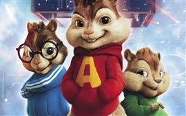 Preview wallpaper Alvin and the Chipmunks