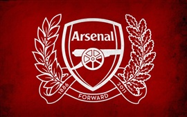 Preview wallpaper Arsenal logo