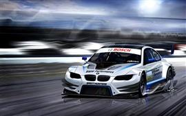 Aperçu fond d'écran BMW Performance