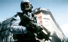 Preview wallpaper Battlefield 3 Soldier
