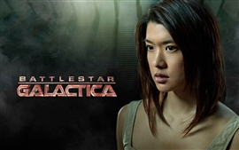 Preview wallpaper Boomer in Battlestar Galactica