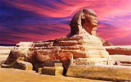 Preview wallpaper Egyptian Sphinx
