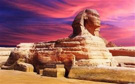 Esfinge egípcia