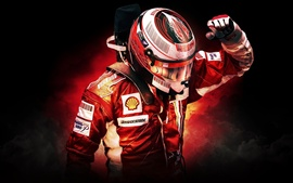 Preview wallpaper F1 Racer