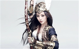 Preview wallpaper Fan Bingbing 02