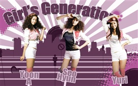 Preview wallpaper Girls Generation 33