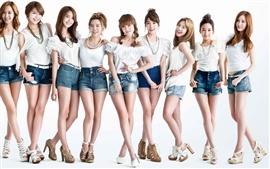 Девушки поколения 38