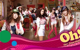 Preview wallpaper Girls Generation 42
