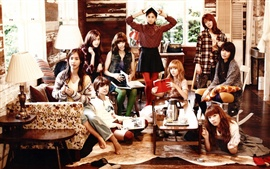 Preview wallpaper Girls Generation 47