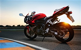 Preview wallpaper Honda CBR 2011 motorcycle