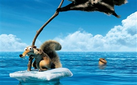 Preview wallpaper Ice Age: Continental Drift