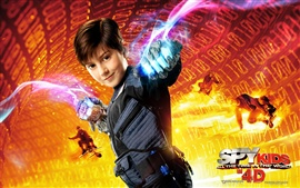 Mason Cook en Spy Kids 4