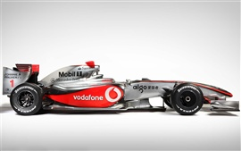 Preview wallpaper Mercedes-Benz F1 car
