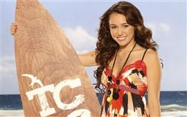 Aperçu fond d'écran Miley Cyrus 01
