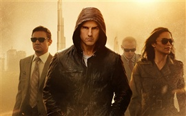 Preview wallpaper Mission: Impossible - Ghost Protocol