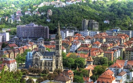 Preview wallpaper Stuttgart Germany City