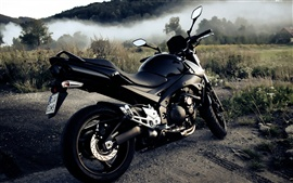 Preview wallpaper Suzuki GSXR 600 motorcycle