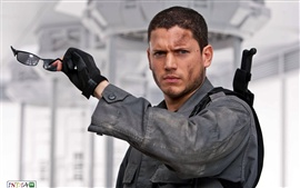 Wentworth Miller en Resident Evil: Afterlife