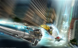 Preview wallpaper WipEout 2048