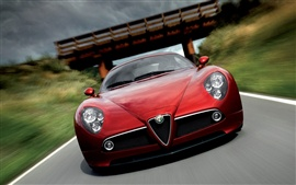 Preview wallpaper Alfa Romeo car
