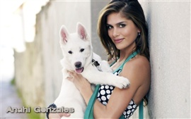Preview wallpaper Anahi Gonzales 03
