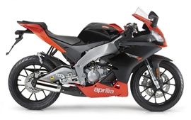 Preview wallpaper Aprilia road RS4 50 2011 motorcycle