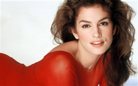 Preview wallpaper Cindy Crawford 01