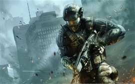 Preview wallpaper Crysis 2 HD 07