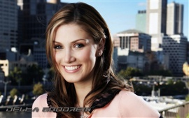Preview wallpaper Delta Goodrem 01