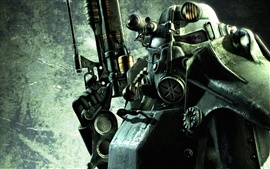 Preview wallpaper Fallout 3