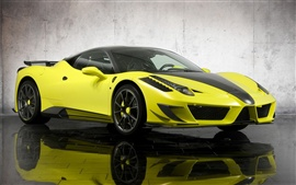 Preview wallpaper Ferrari Mansory 458