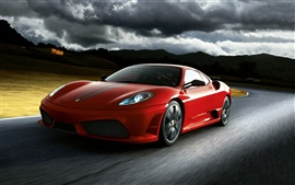 Preview wallpaper Ferrari supercar