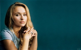 Preview wallpaper Hayden Panettiere 02